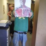 Sleeveface humanbody