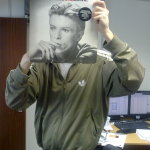 Sleeveface bowie