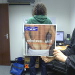 Sleeveface buttocks