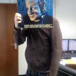Sleeveface overload