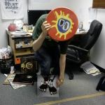 Sleeveface screamadelica
